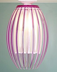 Acrylic Easy Fit Pendant Shade