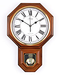 Yarnton RC Pendulum Wall Clock
