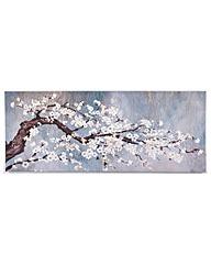 Cherry Blossom Printed Canvas