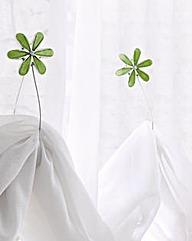 Magnetic Tie-Backs Flower