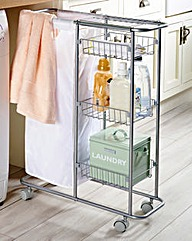 Slimline Laundry Cart