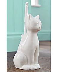 Cat Loo Brush Holder