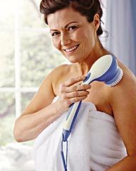 Rotative Spa Brush Set