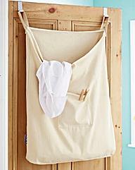 Over Door Laundry Bag