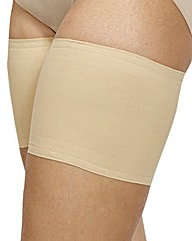 Plain Thigh Anti Chafe Bands