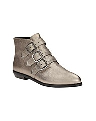 Clarks Womens Stanhope Ankle Strd Fit