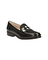 Clarks Womens Hotel Secret Wide Fit