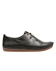 Clarks Womens Janey Mae Standard Fit
