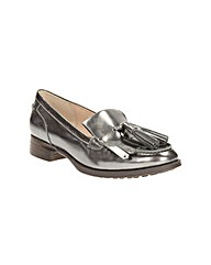Clarks Womens Busby Folly Shoes Wide Fit