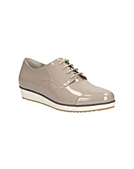 Clarks Womens Compass Fayre Strd Fit