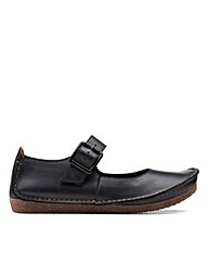 Clarks Womens Janey June Standard Fit