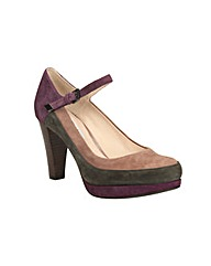 Clarks Kendra Dime Wide Fit