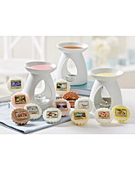 Yankee Candle Triple Melt Warmer Pack