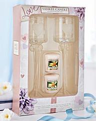 Yankee Candle Wedding Gift Set