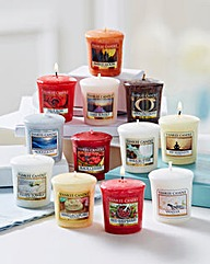 Yankee Candle Set of 12 Votives