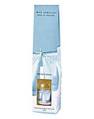 Wax Lyrical Fresh Linen Reed Diffuser