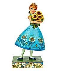 Frozen Fever Anna Ornament