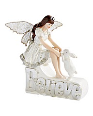 Fairy Wishes Believe Ornament