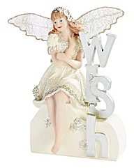 Fairy Wishes Wish Ornament