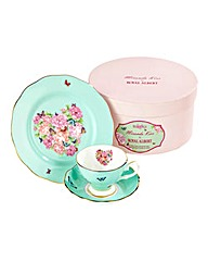 Royal Albert Three-Piece Gift Set