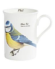 Personalised Wildlife Trusts Mug