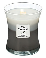 WoodWick Trilogy Warm Woods Candle