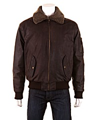 Woodland Aviator Jacket