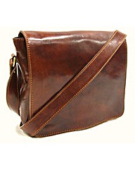 Woodland Leather Travel Bag
