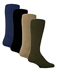 Short Thermal Walking Socks