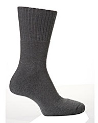 Sockshop Gentle Grip Cushioned Socks