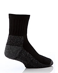 4 Pack Workforce Safety Trainer Socks