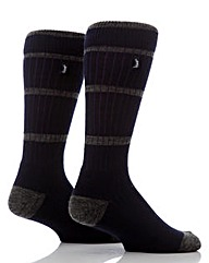 2 Pair Jeep Long Terrain Socks