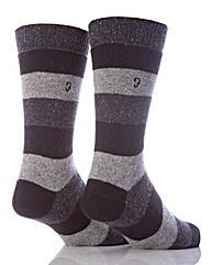 2 Pack Farah Leisure Socks