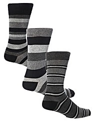 6 Pair Stripe Socks
