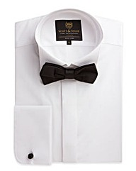 Scott & Taylor Wing Shirt & Bow Tie