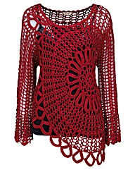 Joe Browns Little Havana Crochet Top