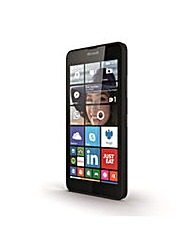 Microsoft Lumia 640 Win 8.1- Black