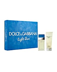 D&G Light Blue Women Gift Set