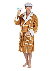 Only Fools And Horses Bathrobe