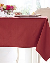 Plain Dyed Table cloth 54 x 70 Inch