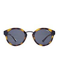 Levis Metal Bridge Round Sunglasses