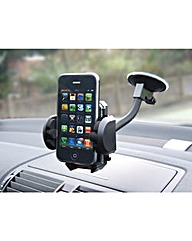 Sat Nav, Mob Phone, MP3 Suction Holder