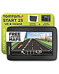 TomTom Start 25M UK Premium Pack