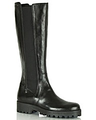Daniel Cleated Knee High Boot