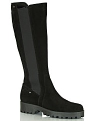 Daniel Cleated Knee Boot