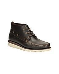 Clarks Dakin Deck Boots