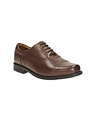 Clarks Beeston Cap Shoes