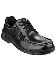 Hush Puppies Grounds Oxford Mock Toe