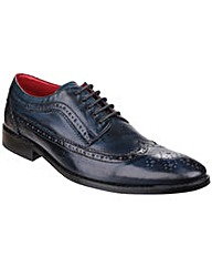 Base London Durham Washed Lace up Shoe