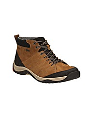 Clarks BaystoneUp GTX Wide Fit